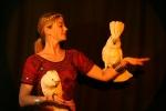 La danseuse aux oiseaux